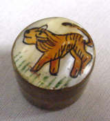 Lion Patch Box