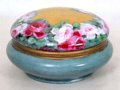 Limoges Powder Box