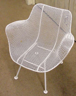 Woodard Wire Chairs