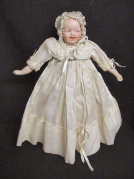 Heubach Laughing Baby Doll