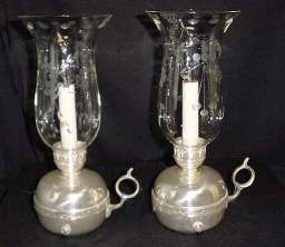 Radiant Hurricane Lamps
